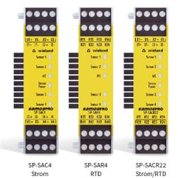 New Analogue Modules for Samos Safety Control